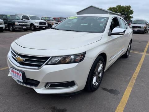 2014 Chevrolet Impala for sale at De Anda Auto Sales in South Sioux City NE