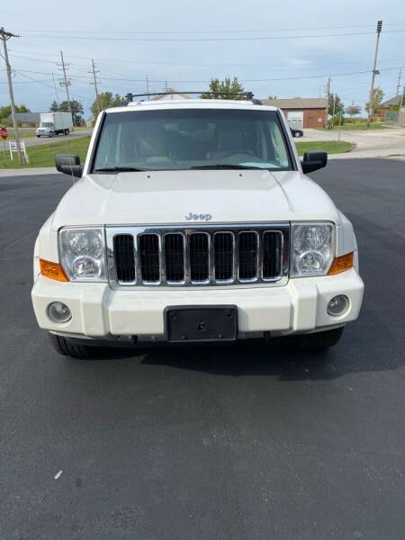 2006 Jeep Commander for sale at MJ'S Sales in Foristell MO