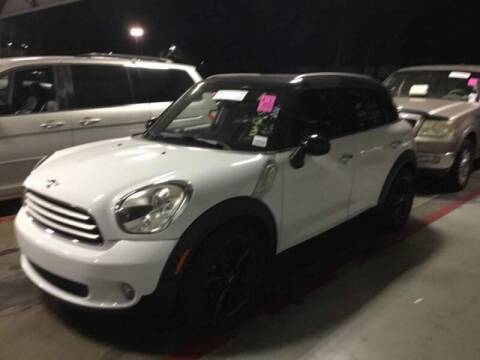 2011 MINI Cooper Countryman for sale at SoCal Auto Auction in Ontario CA