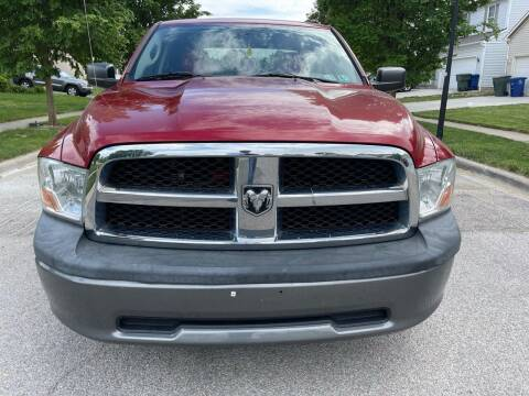 2010 Dodge Ram Pickup 1500 for sale at Via Roma Auto Sales in Columbus OH
