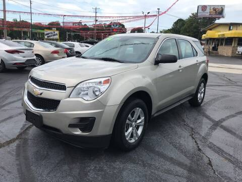 2014 Chevrolet Equinox for sale at IMPALA MOTORS in Memphis TN
