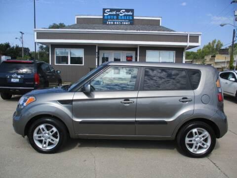 2011 Kia Soul for sale at Smith and Stanke Auto Sales in Sturgis MI