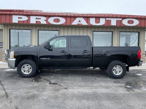 2008 Chevrolet Silverado 2500HD for sale at Pro Auto Sales in Carroll IA
