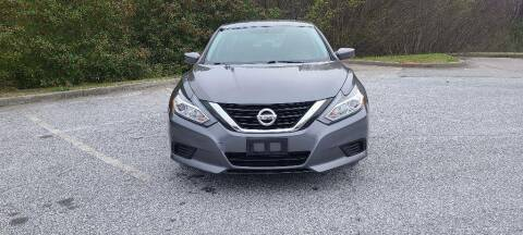 2017 Nissan Altima for sale at CU Carfinders in Norcross GA