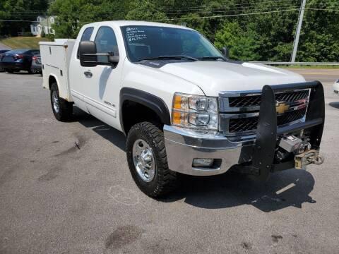2011 Chevrolet Silverado 2500HD for sale at DISCOUNT AUTO SALES in Johnson City TN
