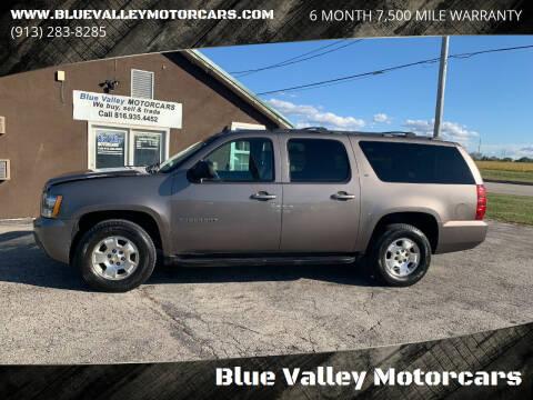 2012 Chevrolet Suburban for sale at Blue Valley Motorcars in Stilwell KS