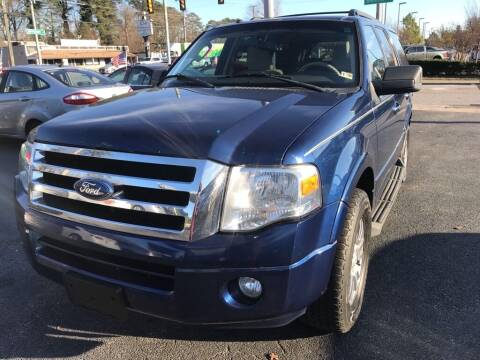 2011 Ford Expedition for sale at Dad's Auto Sales in Newport News VA