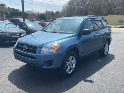 2011 Toyota RAV4 for sale at Luxury Auto Innovations in Flowery Branch GA