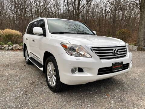 2010 Lexus LX 570 for sale at Bloomingdale Auto Group - The Car House in Butler NJ