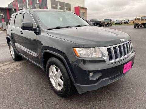 2013 Jeep Grand Cherokee for sale at Snyder Motors Inc in Bozeman MT