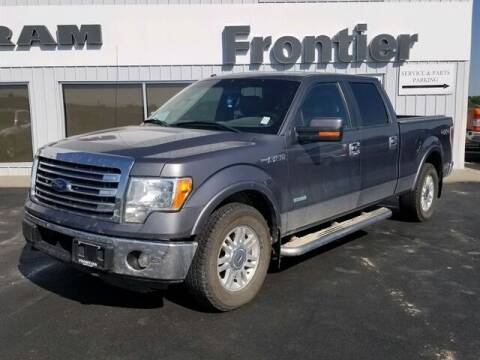 2013 Ford F-150 for sale at Frontier Motors Automotive, Inc. in Winner SD