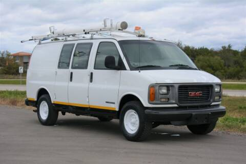 2001 GMC Savana Cargo for sale at Signature Truck Center in Lake Village IN