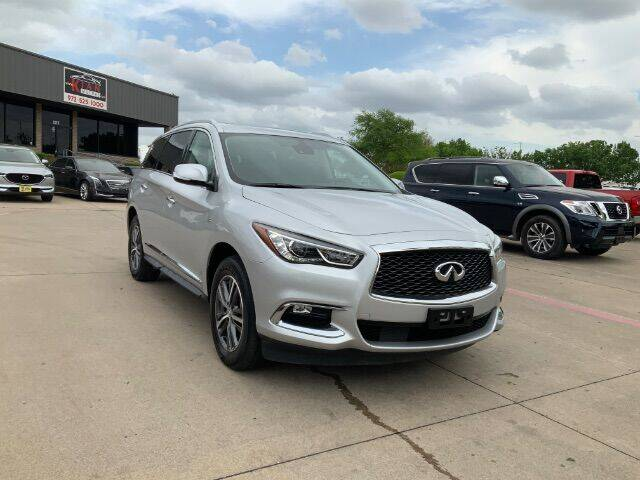 2019 Infiniti QX60 for sale at KIAN MOTORS INC in Plano TX