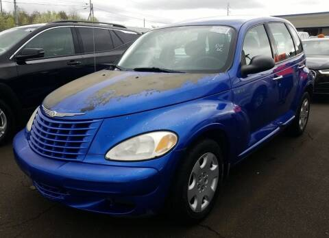 2004 Chrysler PT Cruiser for sale at Angelo's Auto Sales in Lowellville OH