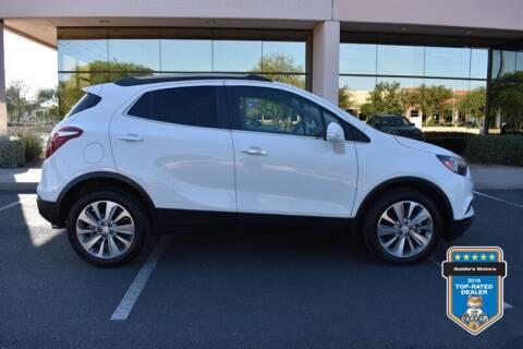 2018 Buick Encore for sale at GOLDIES MOTORS in Phoenix AZ
