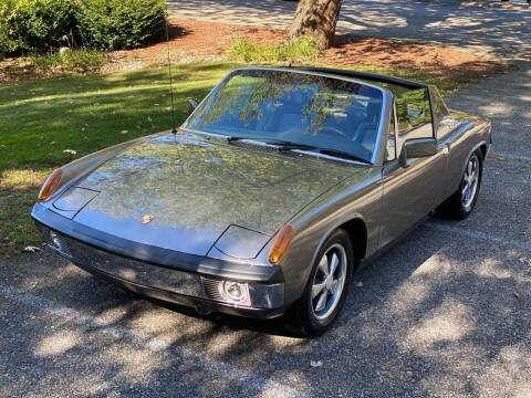 1973 Porsche 914 for sale at Milford Automall Sales and Service in Bellingham MA