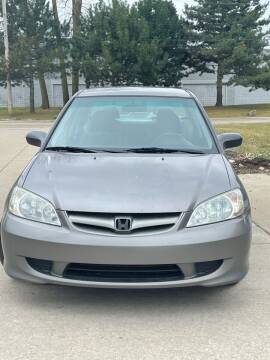 2004 Honda Civic for sale at Suburban Auto Sales LLC in Madison Heights MI