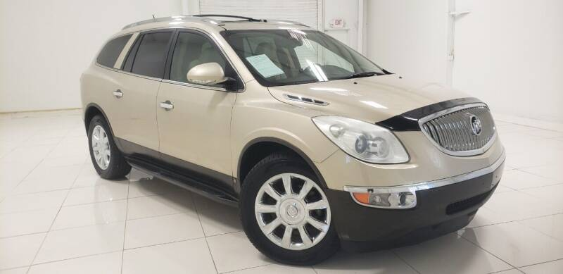2012 Buick Enclave for sale at 1 Car For You Auto Sales in Peachtree Corners GA