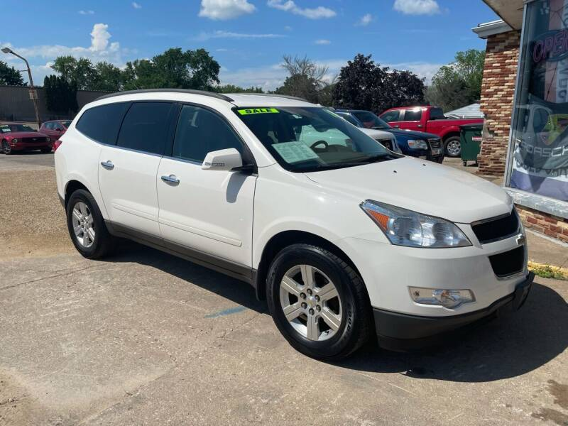 2010 Chevrolet Traverse for sale at River Motors in Portage WI
