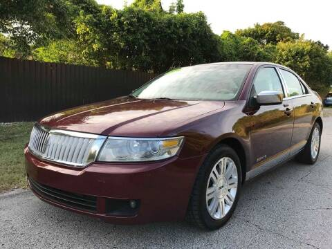 2006 Lincoln Zephyr for sale at LA Motors Miami in Miami FL