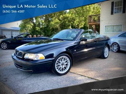 2004 Volvo C70 for sale at Unique LA Motor Sales LLC in Byrnes Mill MO