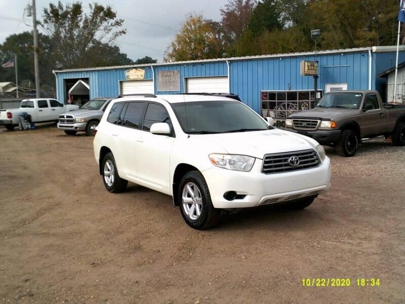 2009 Toyota Highlander for sale at Tom Boyd Motors in Texarkana TX