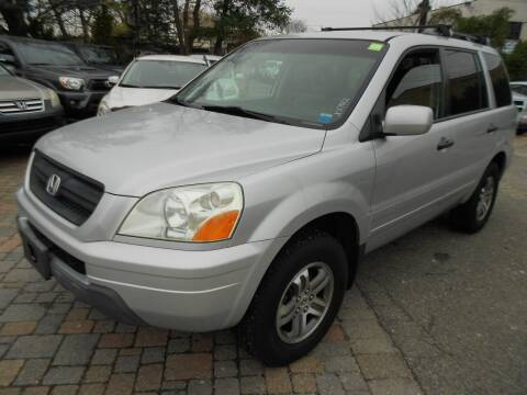2004 Honda Pilot for sale at Precision Auto Sales of New York in Farmingdale NY