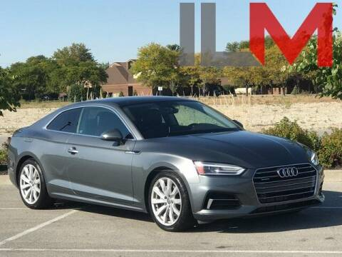 2018 Audi A5 for sale at INDY LUXURY MOTORSPORTS in Fishers IN