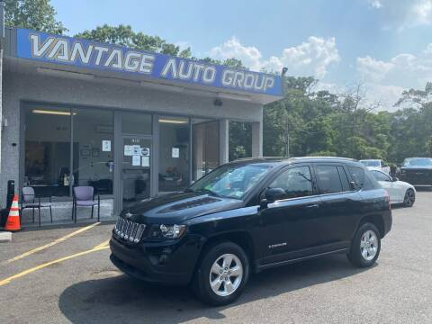 2016 Jeep Compass for sale at Vantage Auto Group in Brick NJ