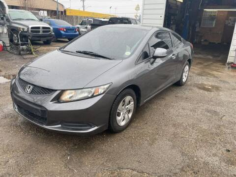 2013 Honda Civic for sale at The Kar Store in Arlington TX