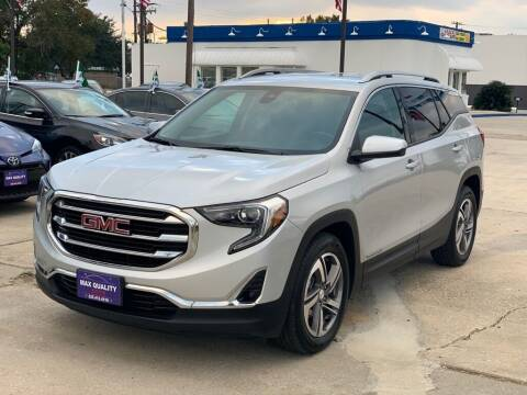 2019 GMC Terrain for sale at Max Quality Auto in Baton Rouge LA