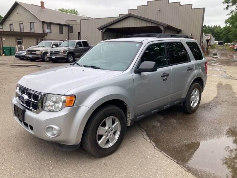 2012 Ford Escape for sale at COUNTRYSIDE AUTO INC in Austin MN