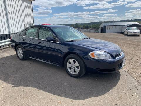 2009 Chevrolet Impala for sale at TRUCK & AUTO SALVAGE in Valley City ND