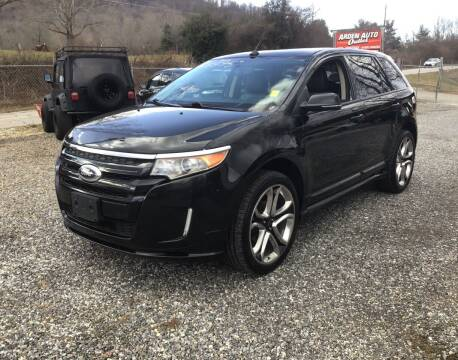 2014 Ford Edge for sale at Arden Auto Outlet in Arden NC