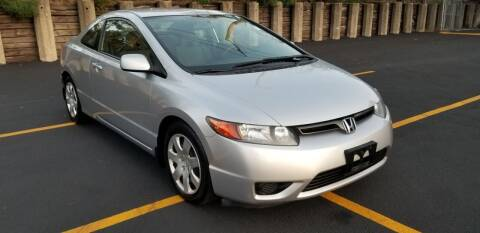 2007 Honda Civic for sale at U.S. Auto Group in Chicago IL