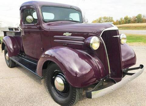 1937 Chevrolet Restored Pickup for sale at AB Classics in Malone NY