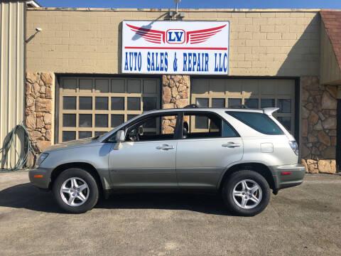 2003 Lexus RX 300 for sale at LV Auto Sales & Repair, LLC in Yakima WA