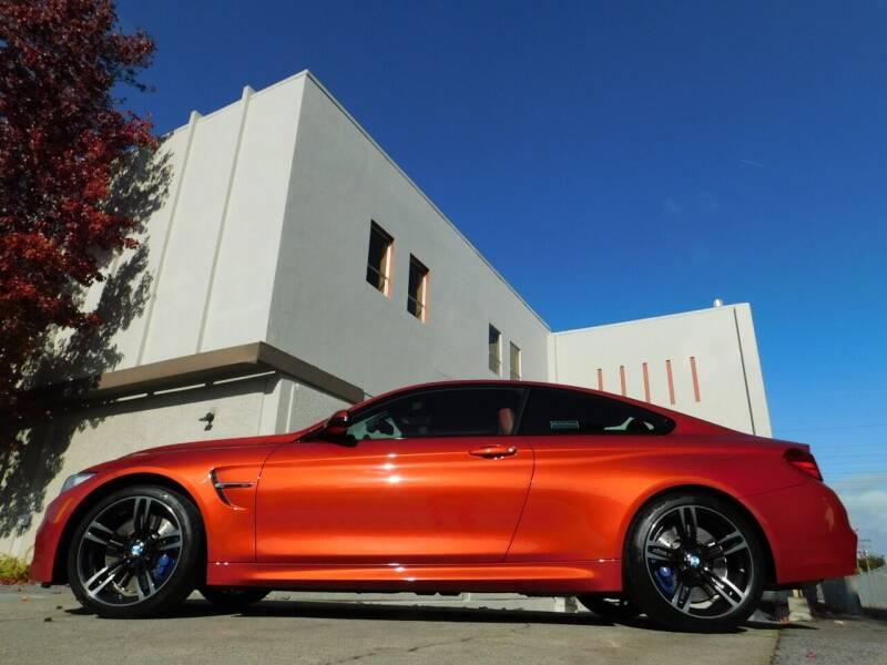2015 BMW M4 for sale at Conti Auto Sales Inc in Burlingame CA