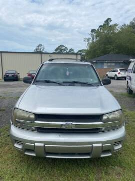 2004 Chevrolet TrailBlazer for sale at Ebert Auto Sales in Valdosta GA