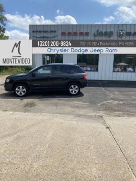 2011 Jeep Compass for sale at Montevideo Auto center in Montevideo MN
