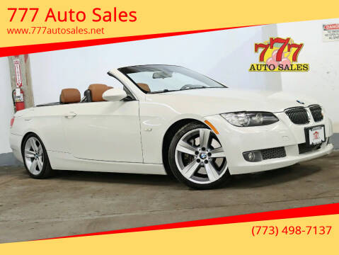 2008 BMW 3 Series for sale at 777 Auto Sales in Bedford Park IL