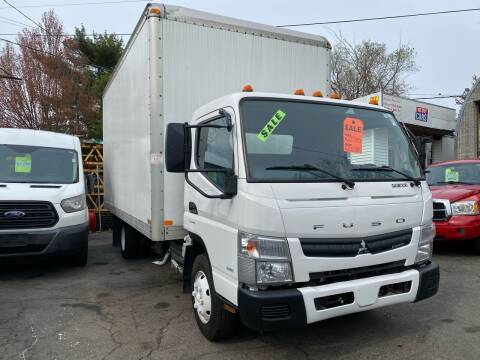 2012 Mitsubishi Fuso FEC72S for sale at White River Auto Sales in New Rochelle NY