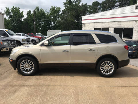 2012 Buick Enclave for sale at Northwood Auto Sales in Northport AL