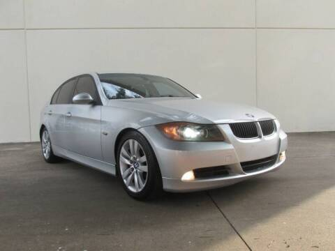 2006 BMW 3 Series for sale at QUALITY MOTORCARS in Richmond TX