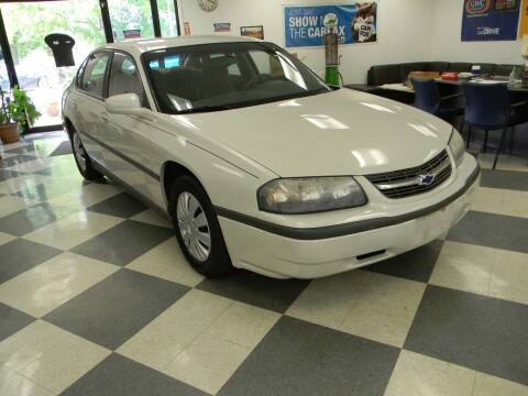 2004 Chevrolet Impala for sale at Lindenwood Auto Center in Saint Louis MO