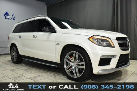 2014 Mercedes-Benz GL-Class for sale at AUTO HOLDING in Hillside NJ