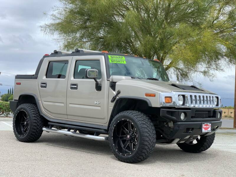 2005 HUMMER H2 SUT for sale at Esquivel Auto Depot in Rialto CA