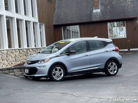 2017 Chevrolet Bolt EV for sale at Cupples Car Company in Belmont NH