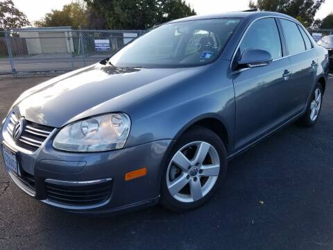 2009 Volkswagen Jetta for sale at Trini-D Auto Sales Center in San Diego CA