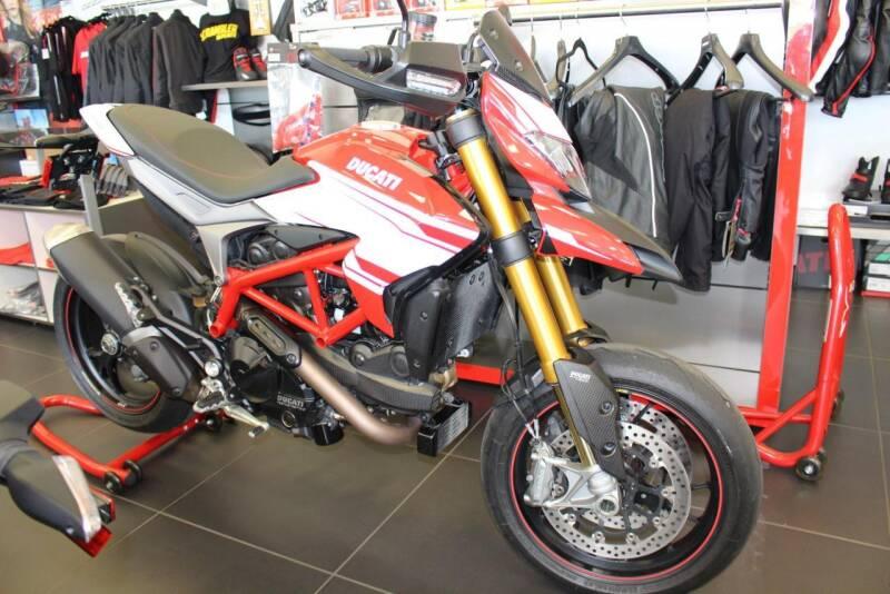 2018 Ducati Hypermotard for sale at Peninsula Motor Vehicle Group in Oakville Ontario NY